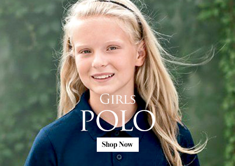 Girls's Polo