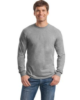 Gildan 8400 DryBlend Long Sleeve T Shirt