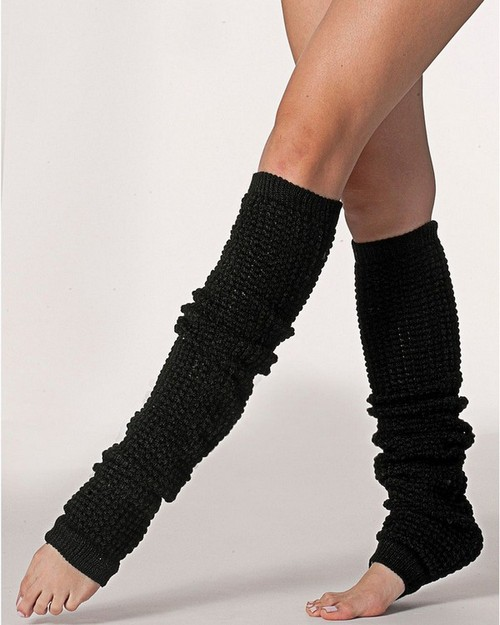 American Apparel RSALWL Drop Ship Long Legwarmer