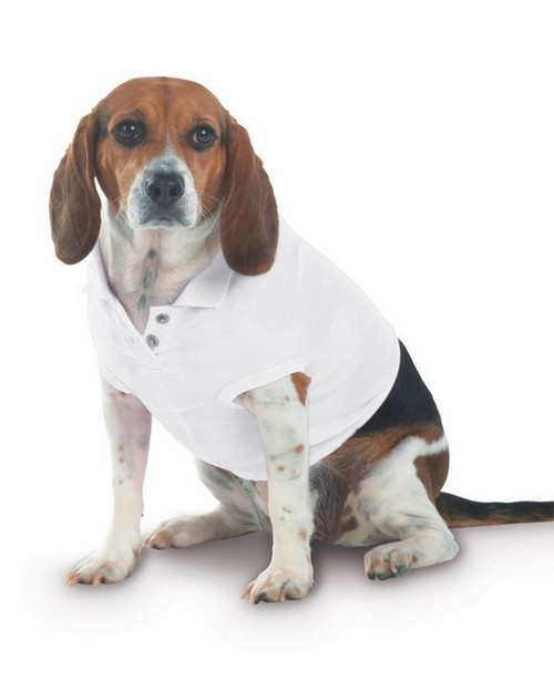 Doggie Skins 3924 Doggie Rib Golf Shirt