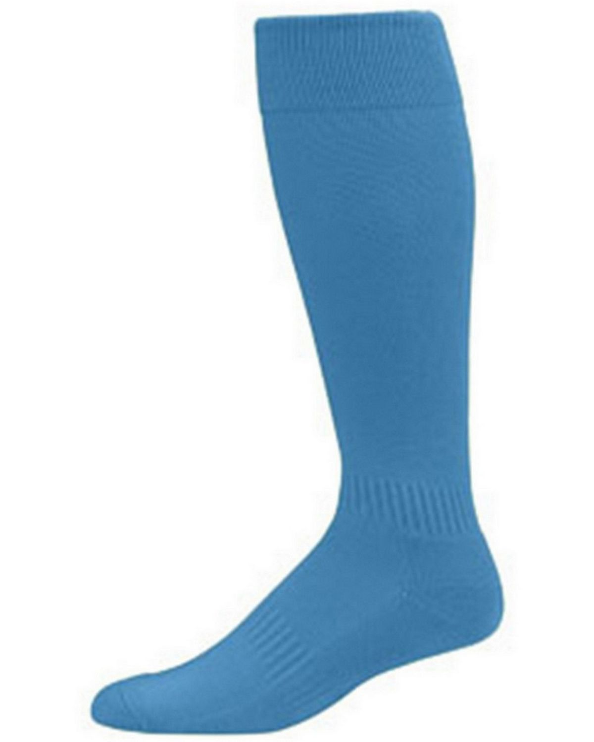 Augusta Sportswear 6007 Adult Multi-Sport Sock - Columbia Blue - 10-13 6007