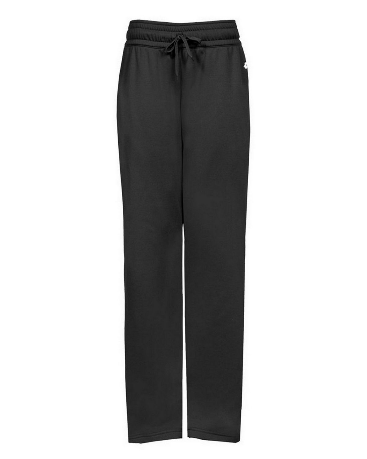 Badger 1470 BD Ladies Performance Fleece Pant - Black - S 1470