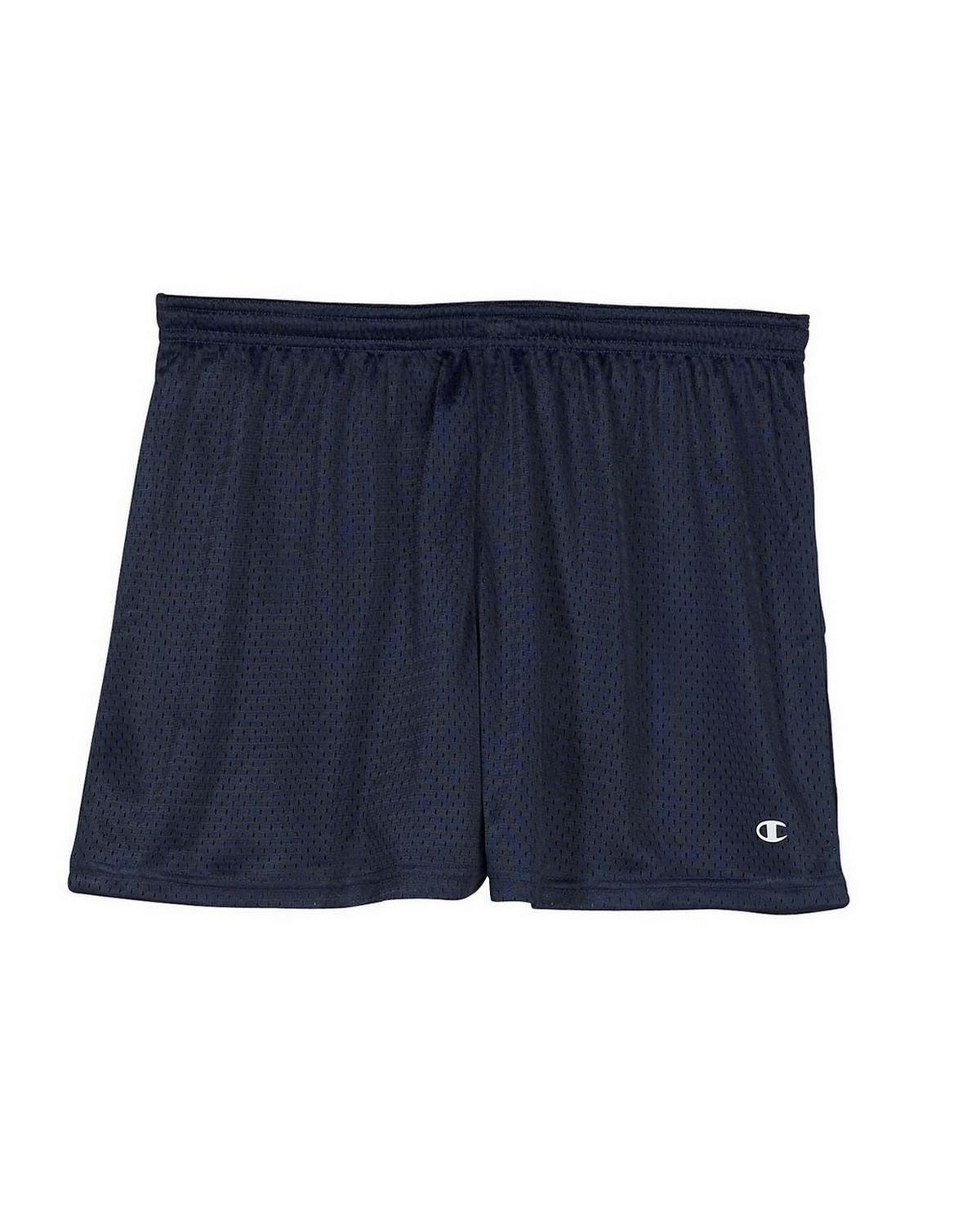 Champion 3393 Active Mesh Shorts - Navy - XL 3393