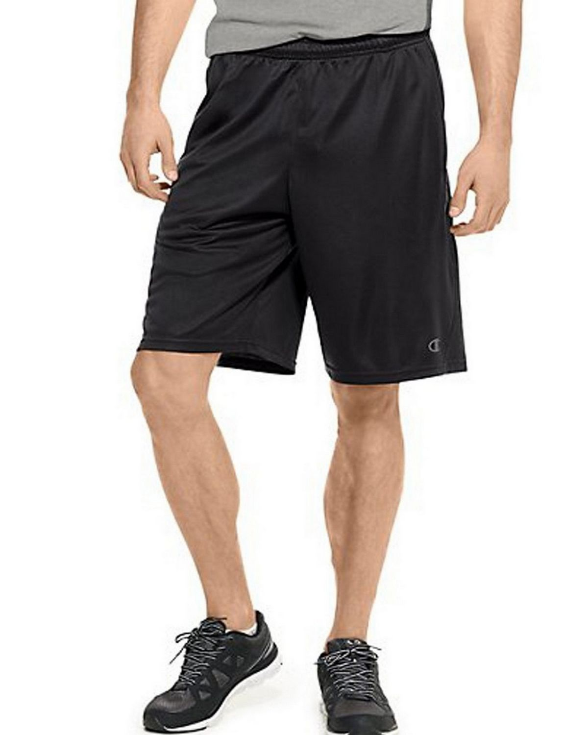 Champion 86703 Vapor PowerTrain Knit Shorts - Black - XL 86703