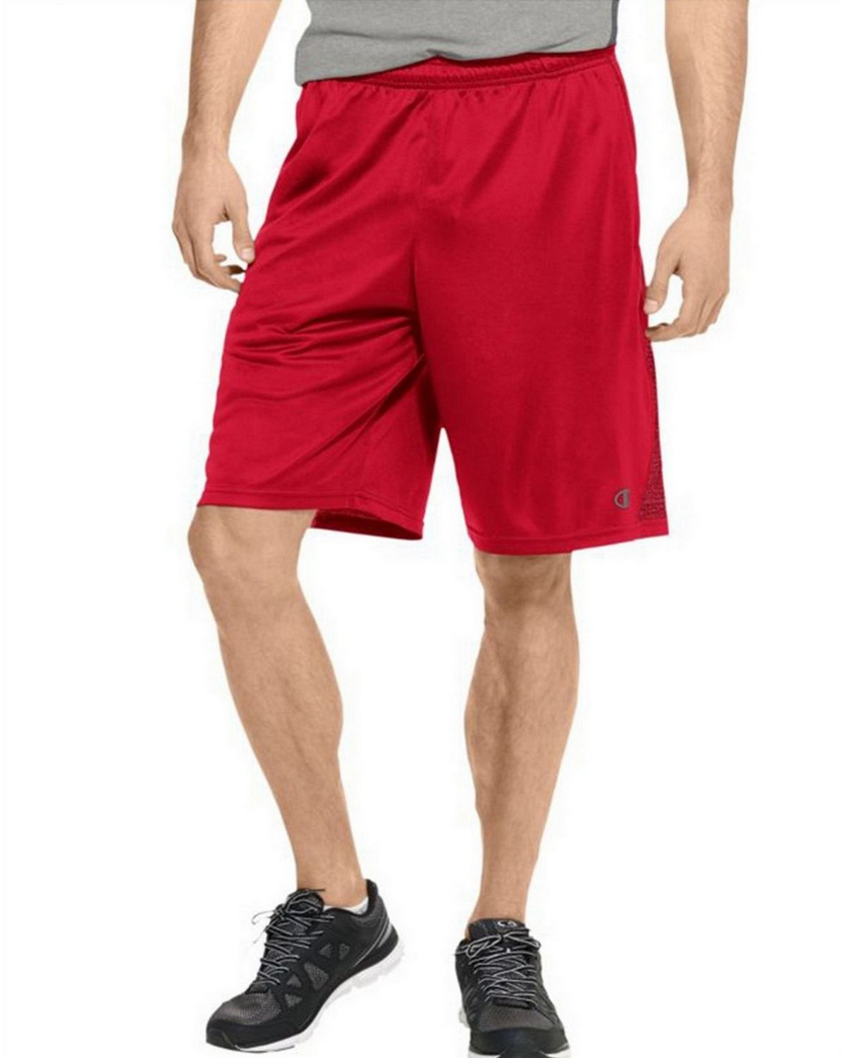 Champion 86703 Vapor PowerTrain Knit Shorts - Champion Scarlet - XXL 86703