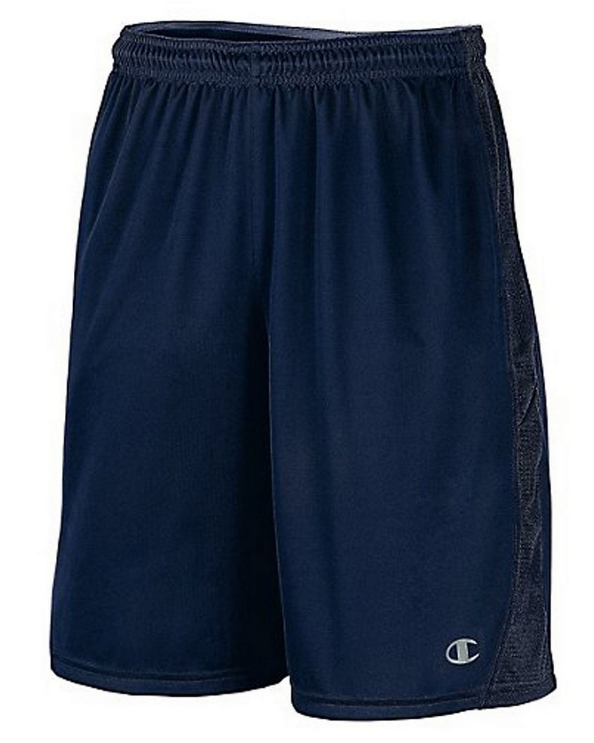 Champion 86703 Vapor PowerTrain Knit Shorts - Navy - L 86703