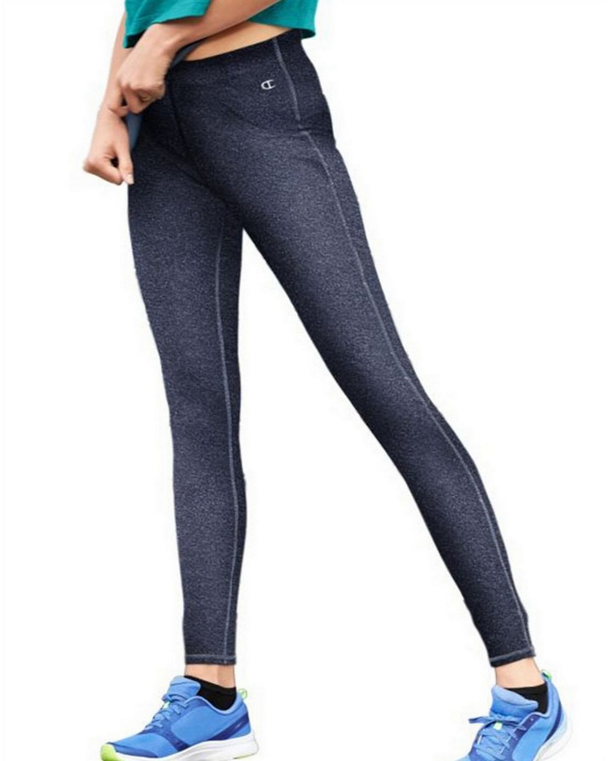 Champion M8877 Womens Tight - Granite Heather - M M8877