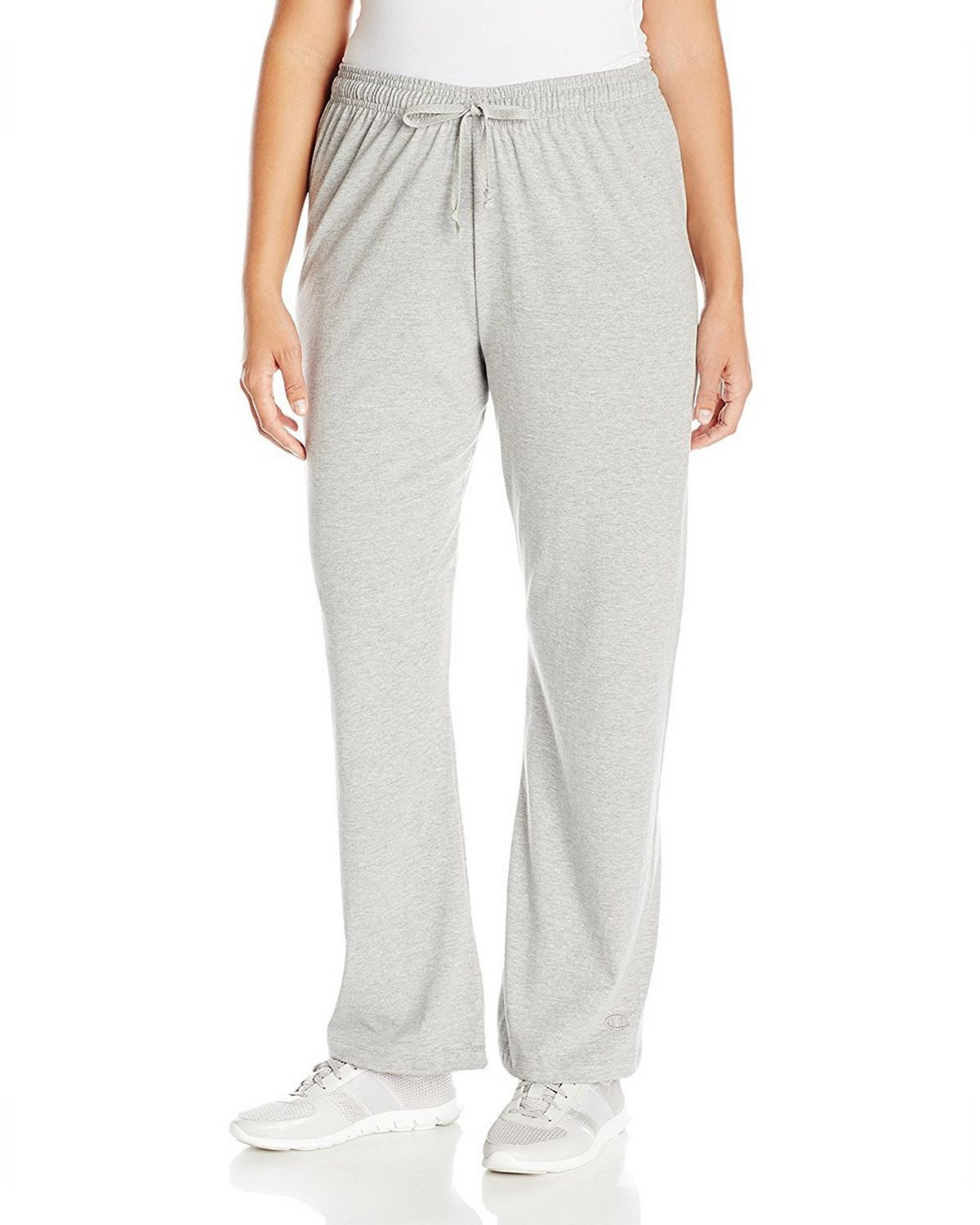 Champion QM1243 Plus Jersey Pants - Oxford Grey - 2X QM1243