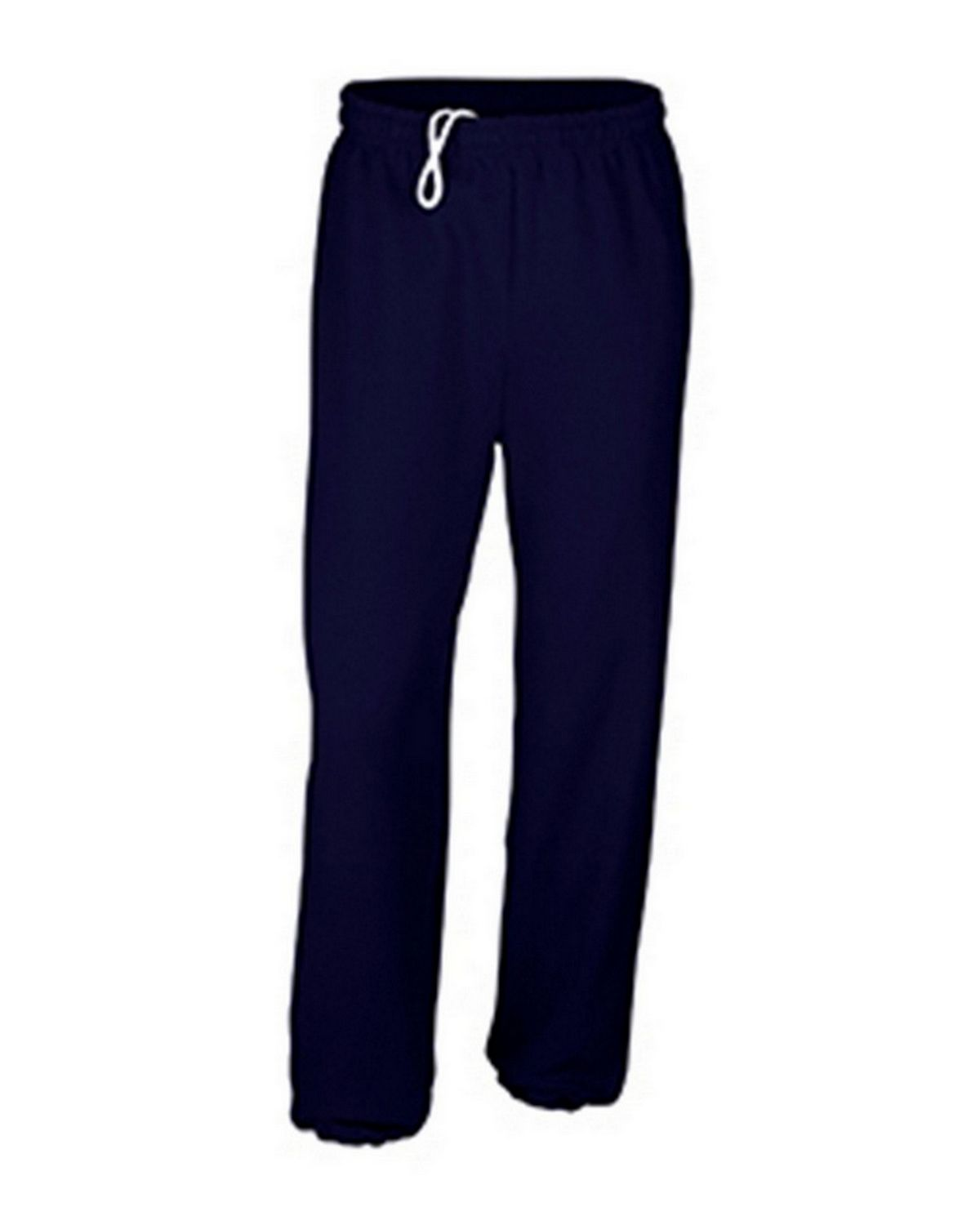 Gildan G18200 Heavy Blend Adult Sweatpants - Navy - 2X G18200