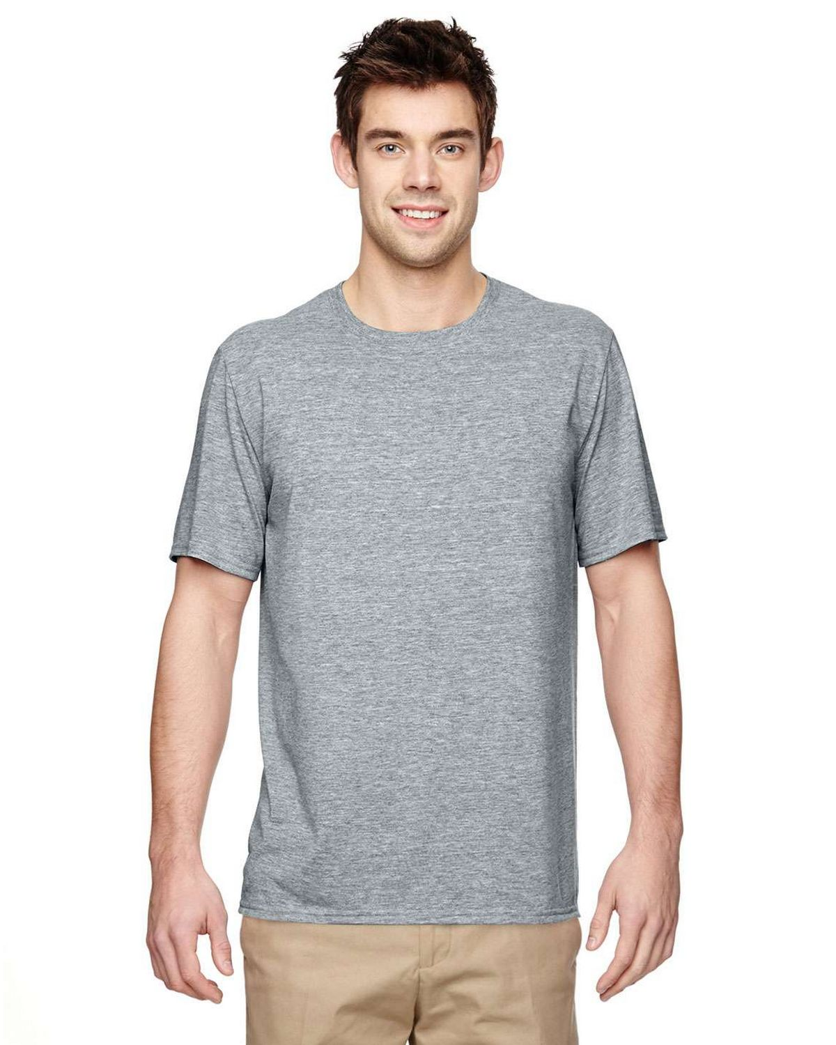 Gildan G420 Performance T-Shirt - Sport Grey - 3XL G420