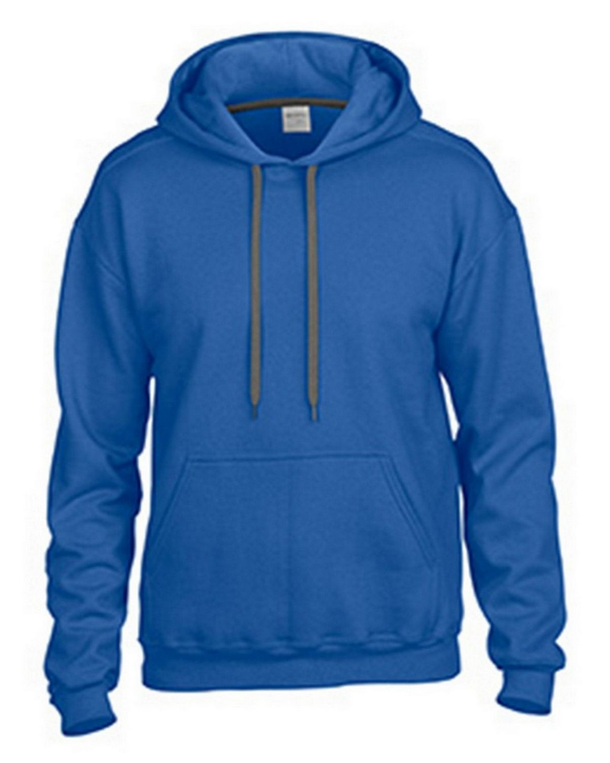 Gildan G92500 Adult Hooded Sweatshirt - Royal - S G92500