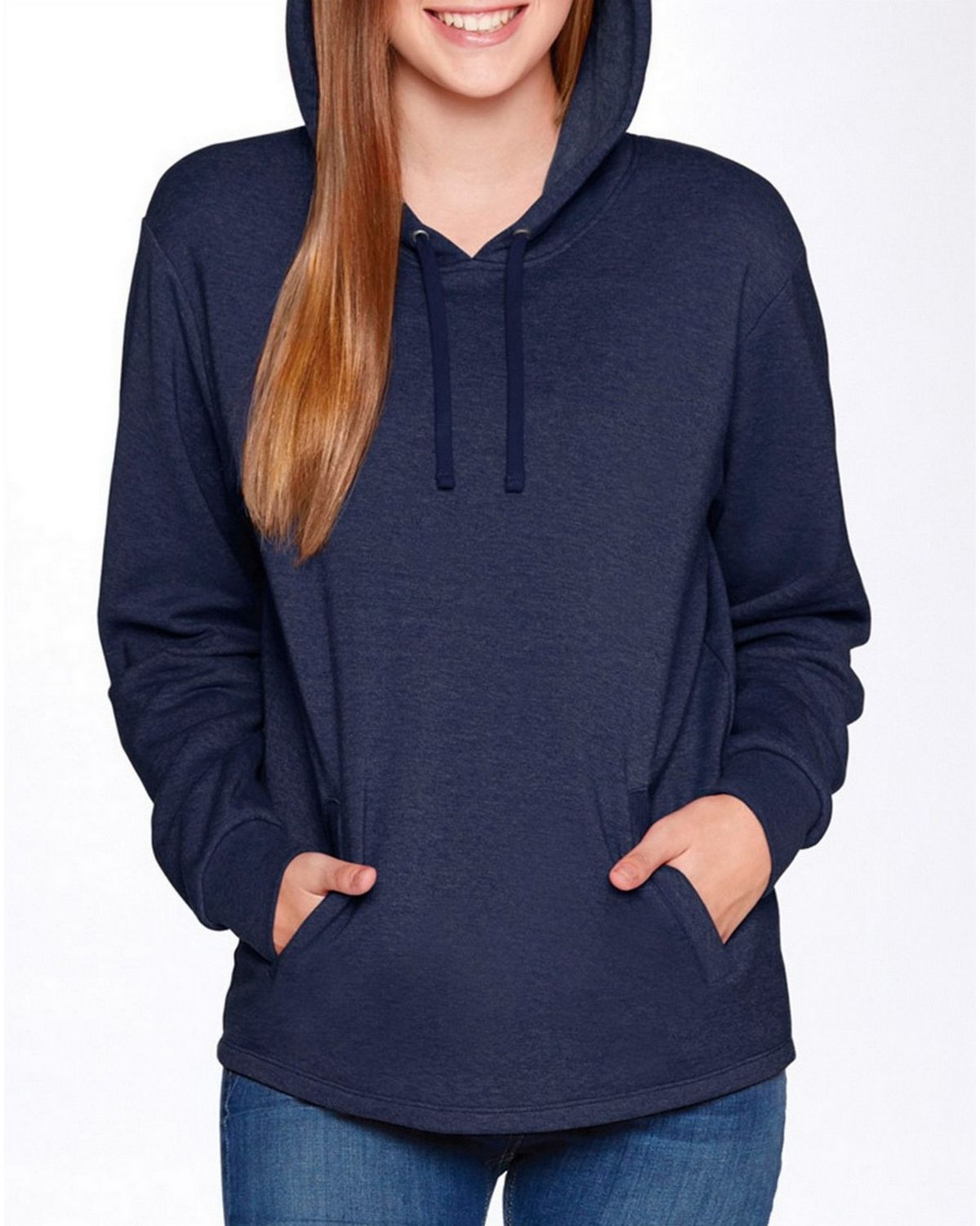 Next Level 9300 PCH Pullover Hoodie - Midnight Navy - S 9300