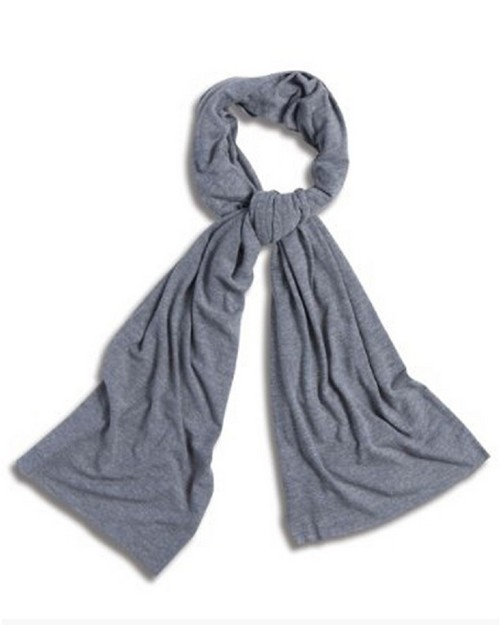 Alternative 07012E Unisex Eco Jersey Bundle Up Scarf