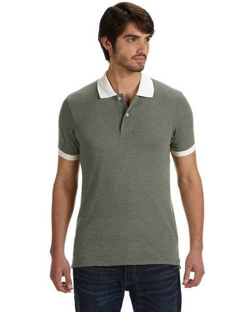 Alternative AA1901 Fashion Now Mens Polo
