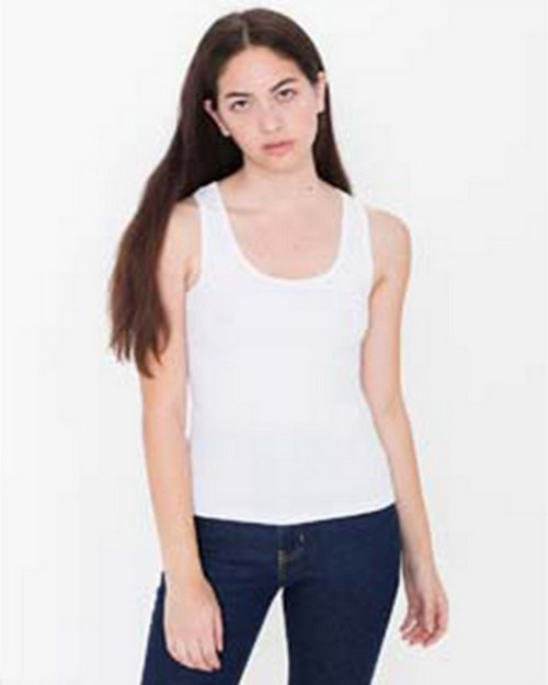 American Apparel 8308 Drop Ship Cotton Spandex Tank Top
