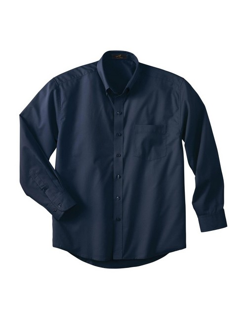 Ash City 87015 Men's Long Sleeve Twill Shirt