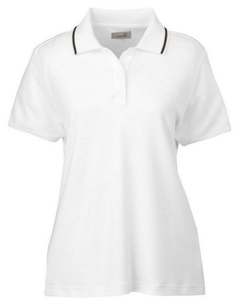 Ashworth 1149C Ladies Performance Wicking Blend Polo