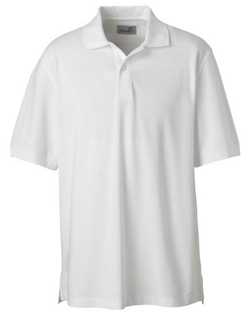 Cheap Ashworth 3028C Men's Combed Cotton Pique Polo