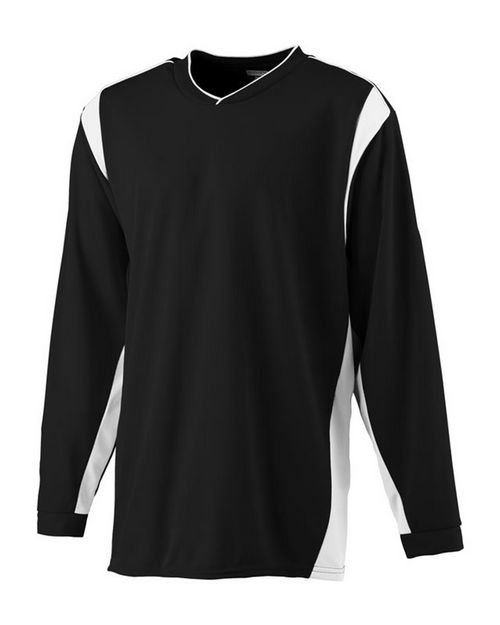 Augusta Sportswear AS4600 Wicking Long Sleeve Warmup Shirt