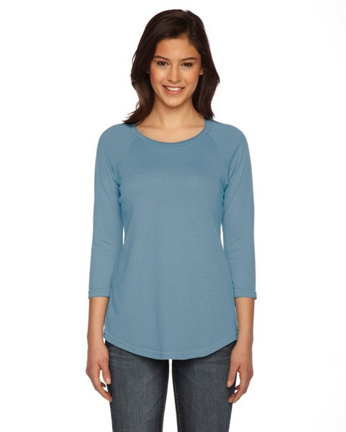 Authentic Pigment AP203W Ladies' True Spirit Raglan T-Shirt