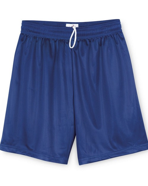 Badger 7237 Mini Mesh Shorts