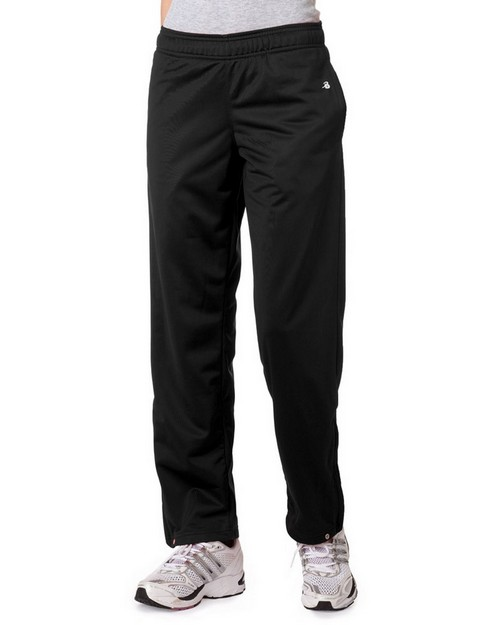 Badger 7911 BD Ldy Brushed Tricot Pant