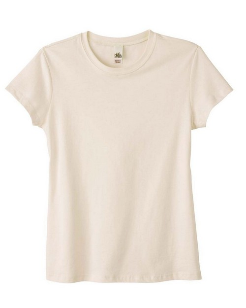 Bella + Canvas B6020 Ladies Organic Cotton Jersey T-Shirt