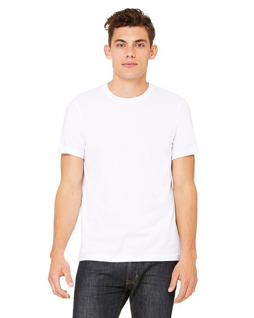 Bella + Canvas 3001 Unisex Jersey Short-Sleeve Tee