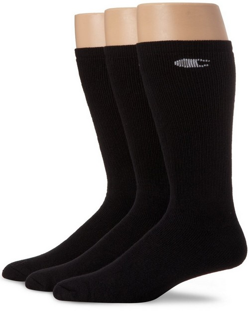 Champion CH1953 Mens High Performance Crew Sock (Pack of 3)