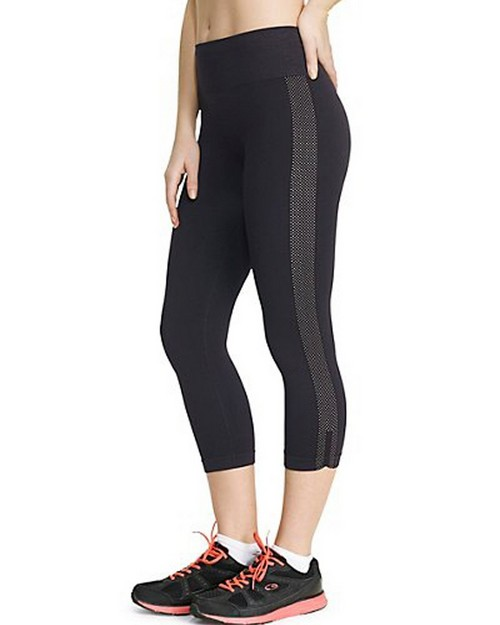 Champion M7389 Power Flex Seamless Capri
