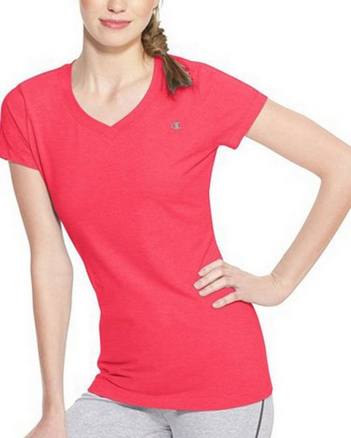 Champion W7423 PowerTrain Power Cotton Womens Tee