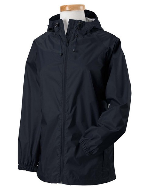 Devon & Jones D756W Ladies Nylon Rain Jacket