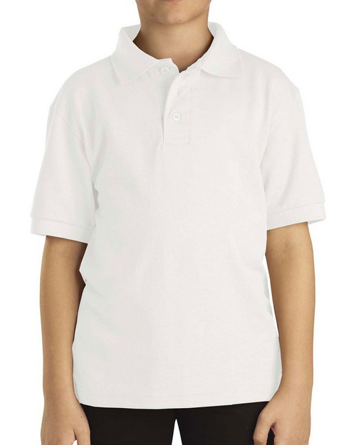 Dickies KS4552 Boys Short Sleeve Performance Polo