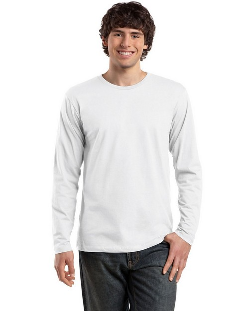 District Made DT105 Perfect Weight Long Sleeve Tee