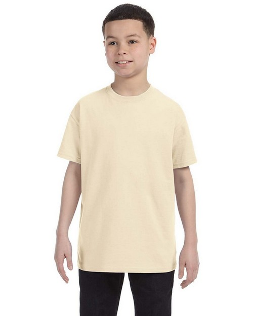Gildan G500B Youth Heavy Cotton T Shirt