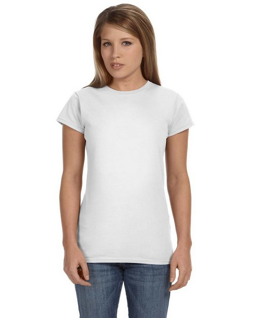 Gildan G640L Ladies Soft Style Ringspun T Shirt