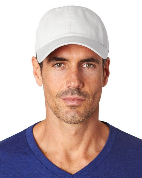 Hall Of Fame 2221 Medium-Weight 6-Panel Cap