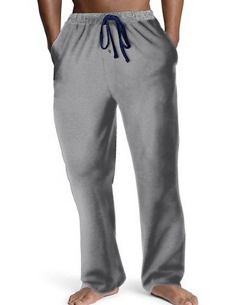 Hanes 1001 Mens ComfortSoft Jersey Cotton Lounge Pants
