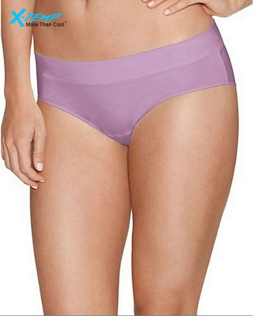 Hanes CC41AS Womens Constant Comfort X-Temp Hipster Panties 3-Pack