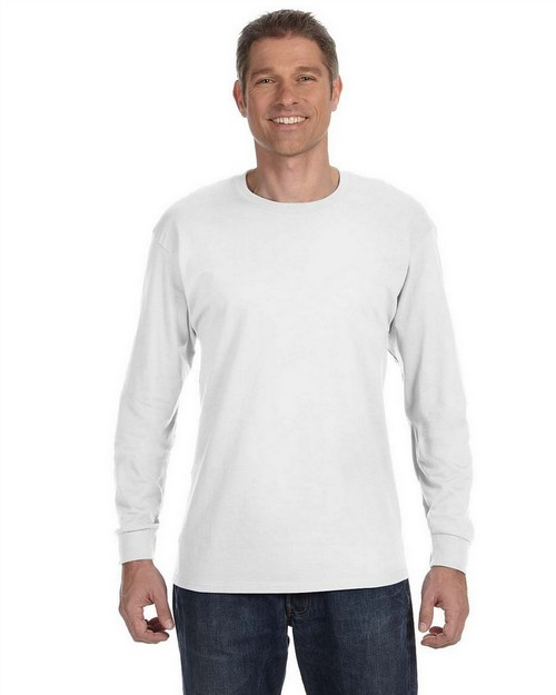 Jerzees 29L 5.6 oz. 50/50 Long-Sleeve T-Shirt