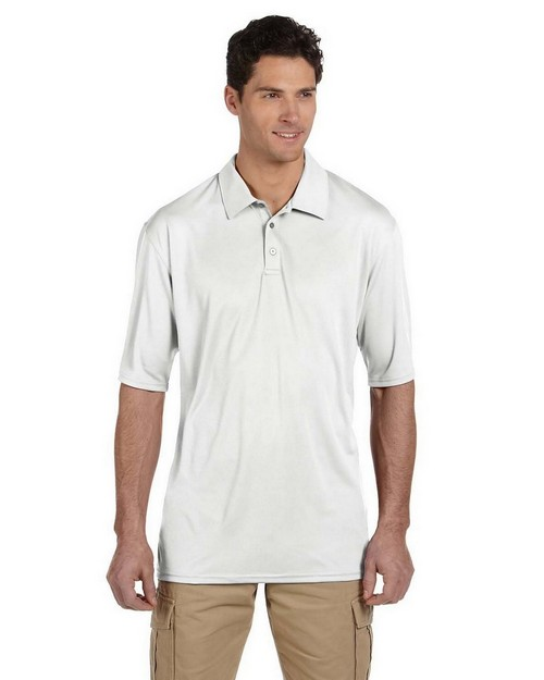 Jerzees 441M Mens 4.1 oz. 100% Polyester Micro Pointelle Mesh Shirt