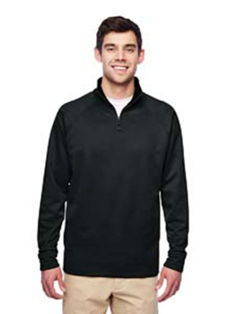 Jerzees PF95 Adult DRI-POWER SPORT 1/4-Zip Cadet Collar Sweatshirt