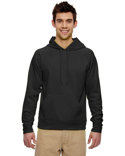 Jerzees PF96MR Sport Tech 6 oz. Fleece Pullover Hoodie