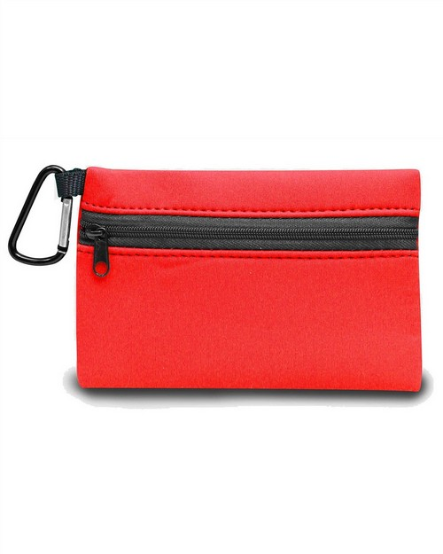Liberty Bags 2887 Neoprene Zipper Wallet