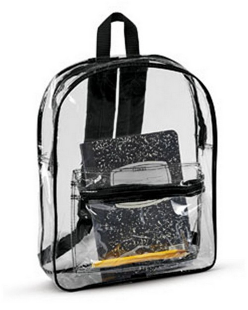 Liberty Bags 7010 Clear Backpack