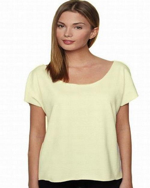 Next Level 6960 Ladies Terry Dolman Tee