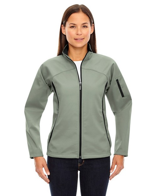 North End 78034 Ladies Performance Soft Shell Jacket