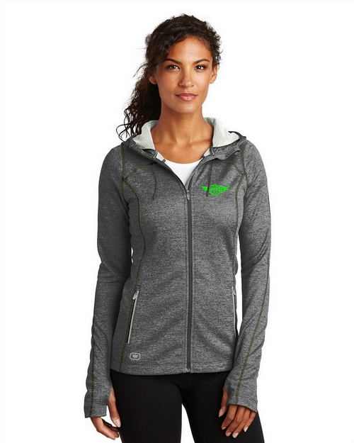 Ogio Endurance LOE501 Ladies Pursuit Full-Zip