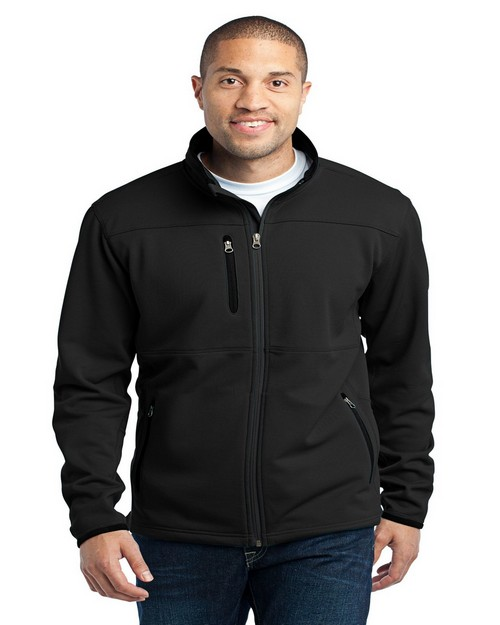 Port Authority F222 Pique Fleece Jacket
