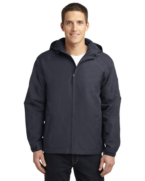 Port Authority J327 Hooded Charger Jacket